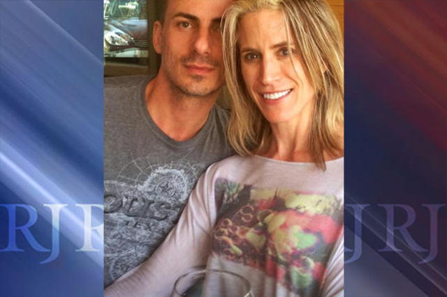 Emile Bouari, left, and his fiancee, Kimberly Ann Milko, are facing federal  money laundering charges. (Facebook)