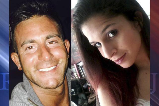 Philip Frank Panzica and Chloe Scordianos. (Facebook)