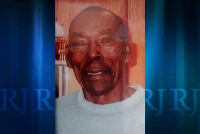 Police need help locating 81-year-old Richard Boisy Jr. who went missing from his North Las Vegas home yesterday morning. (North Las Vegas Police Department)