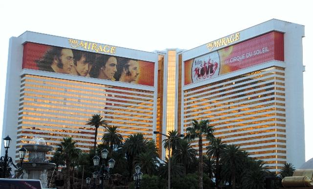 The Mirage Hotel. (CNN)