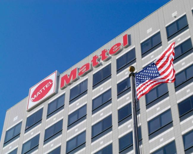 Shares of Barbie maker Mattel were down nearly 40 percent through early October while rival Hasbro was surging. But Mattel's stock has enjoyed its own Santa Claus rally in the past two month ...