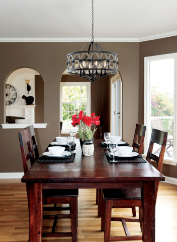 COURTESY KALCO The Belmont collection by Kalco includes flush mounts foyer pendants pendants and & Many options exist when lighting up a room u2013 Las Vegas Review-Journal