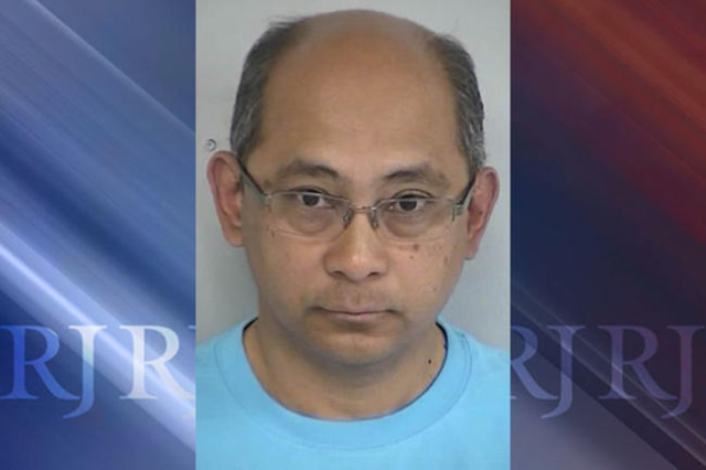 Jeremiah Mazo (Courtesy North Las Vegas Police Department)