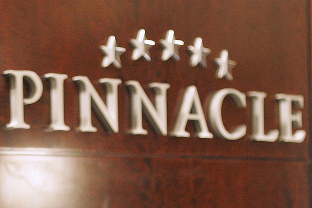 Pinnacle Entertainment (Gary Thompson/Las Vegas Review-Journal)