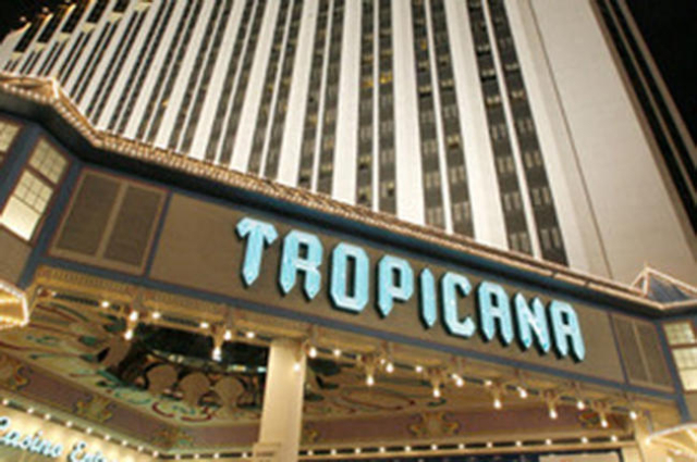 The Tropicana (Review-Journal File)