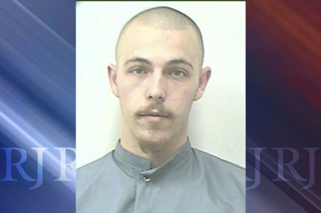Andrew Thurgood. Courtesy, Nevada Department of Corrections