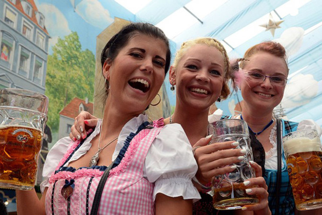 The Deutsches Reinheitsgebot: Keeping Germany in decent beer since 1516. (Courtesy)