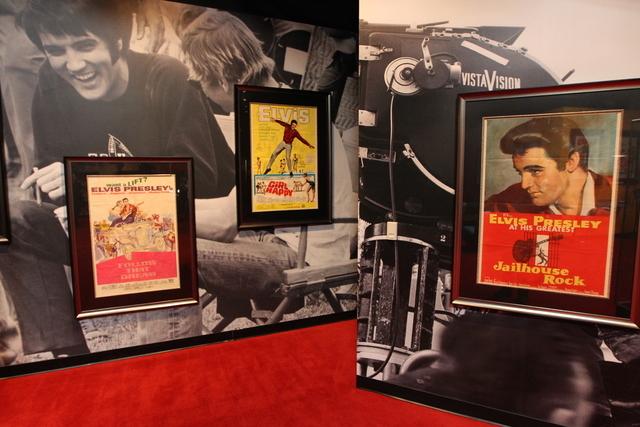 "The showroom for ""Graceland Presents Elvis: The Exhibition - The Show - The Experience"" at the Westgate Las Vegas casino-hotel in Las Vegas is seen on Thursday, April 23, 2015. (Erik Verduzco/Las  ..."