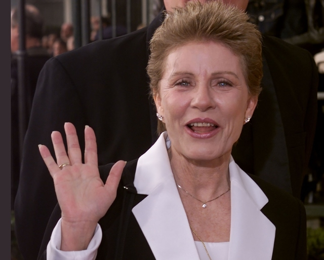 Actress Patty Duke arrives at the 7th annual Screen Actors Guild Awards at the Shrine Auditorium in Los Angeles, March 11, 2001. Duke has passed away at the age of 69, according to news reports.   ...