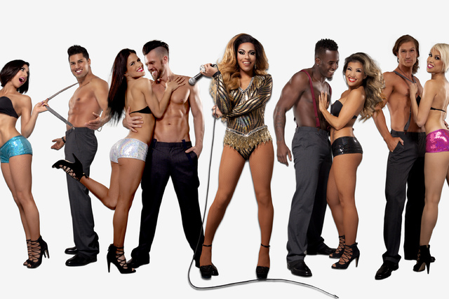 """On Friday, Chippendales producer Kevin Denberg opens """"53X"""" in the Chateau Nightclub at Paris Las Vegas. Courtesy"""
