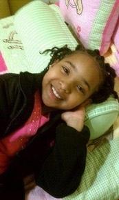 Undated handout photo of Jade Morris. Jade Morris, 10, was last seen about 5 p.m. Friday in the custody of Brenda Stokes, according to Las Vegas police.