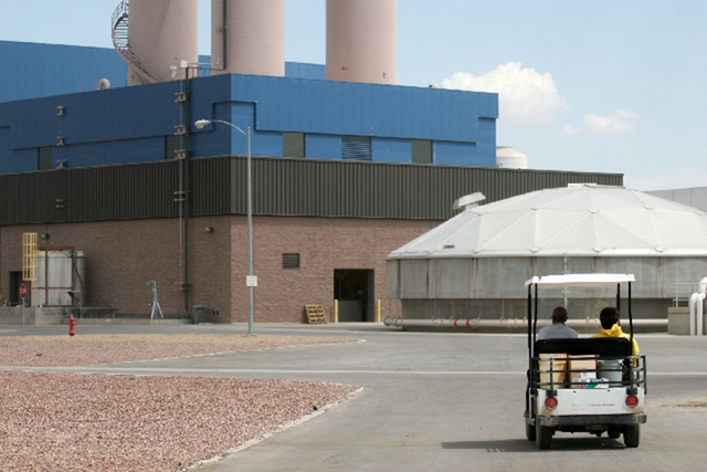 Clark County Water Reclamation District (Las Vegas Review-Journal)