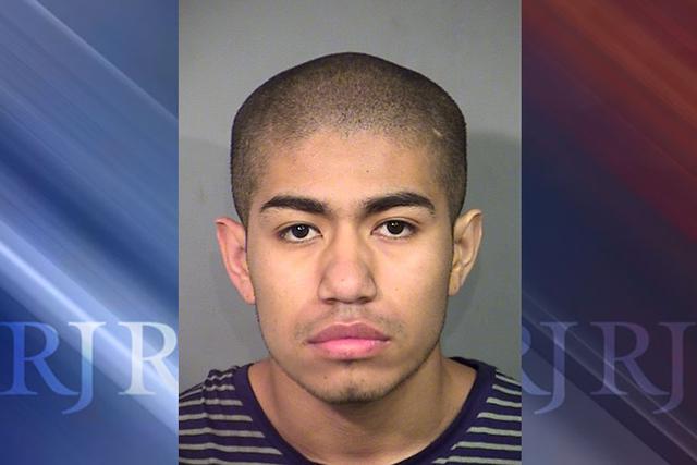 Alexis Gallardo, 20. (Las Vegas Metropolitan Police)