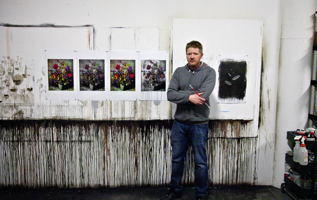 """Chicago-based artist Erik Beehn will discuss """"Printmaking with Ellsworth"""" at 6 p.m. Wednesday at UNLV's Barrick Museum; his own exhibit of new works begins Thursday at Las Vegas' MCQ Fine Art. COU ..."""