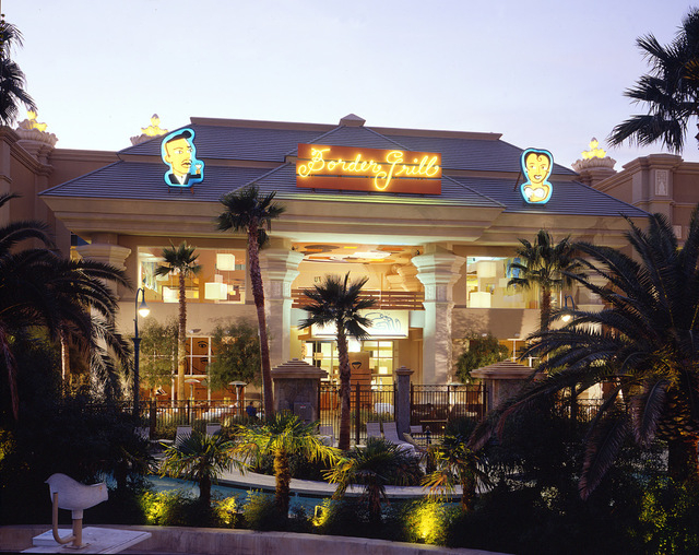 The Border Grill Patio Series is set to kick off at Mandalay Bay with a Spring Break Clam Bake March 21. Special to View
