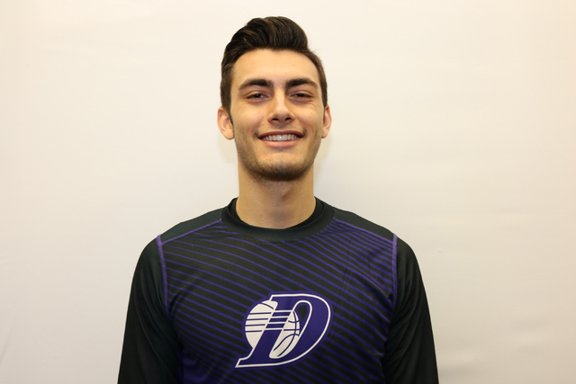 Chase Ruiz, Durango (6-4, G): The senior averaged 14.1 points, 4.0 rebounds and 2.0 assists. He was a second-team All-Southwest League pick.