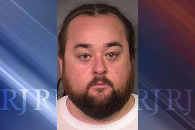 Austin Lee Russell aka Chumlee (Las Vegas Metropolitan Police Department)