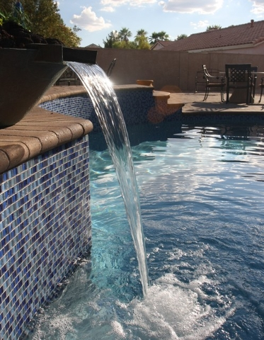 PHOTO BY MARY VAIL To minimize chlorine use, pool owners are turning to nonchlorine methods for sanitizing their pools. Utilizing a purification method that combines ozone and UV can result in cle ...