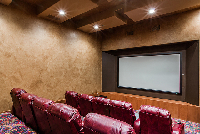 """I created a special movie theater with a ticket box office. Originally I did this so when I entertain or hold big events, my guests could donate money at the ticket box office that we then give ..."
