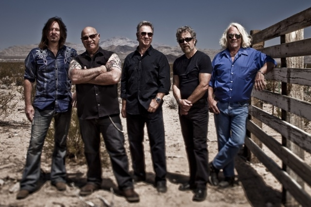 Creedence Clearwater Revisited CCR by Jeff Dow