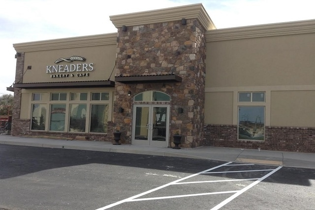Front exterior of Kneaders Bakery & Cafe Henderson (Courtesy)
