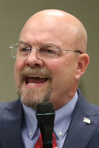 Nevada Assemblyman Ira Hansen, R-Sparks. Cathleen Allison/Las Vegas Review-Journal
