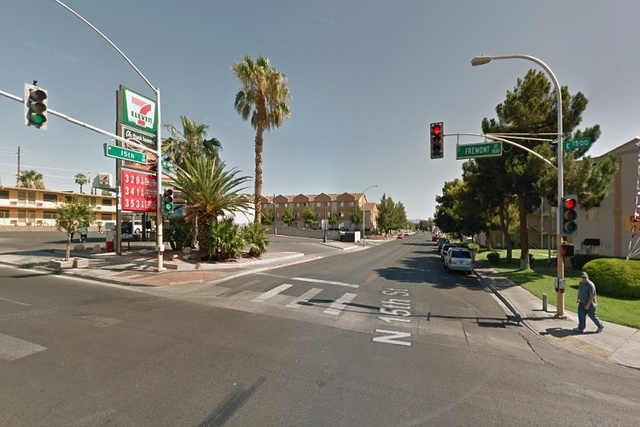 15th and Fremont (Google Street)