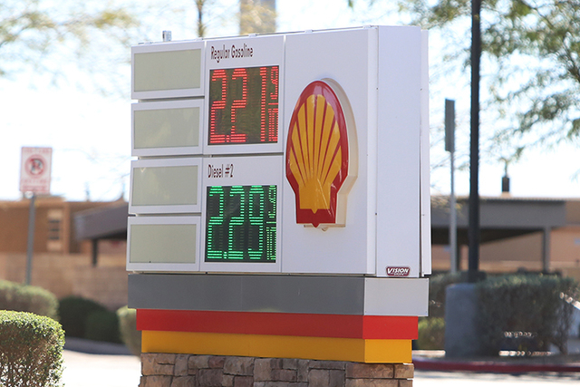 Las Vegas Gas Prices >> Surprise Gas Prices In Las Vegas Are Going Up Again Las Vegas