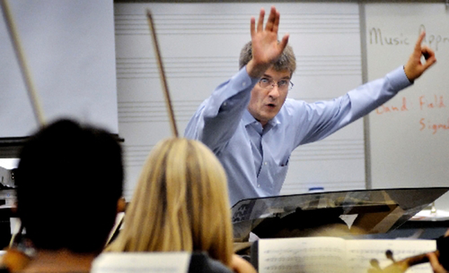 The Henderson Symphony Orchestra plans a free young artists concert at 8 p.m. March 11 at the Henderson Pavilion, 200 S. Green Valley Parkway. Visit hendersonsymphony.org. View file photo