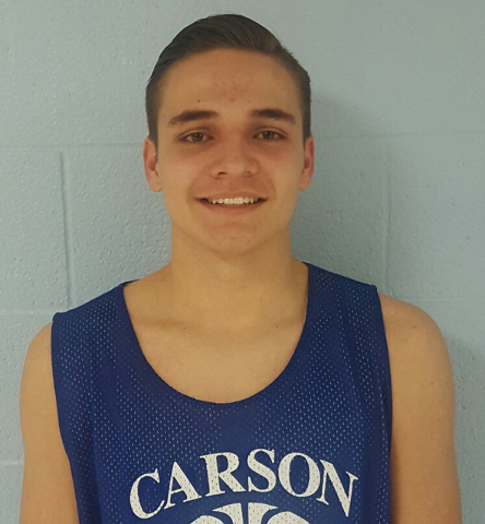 Jayden DeJospeh, Carson (6-4, Jr., F): The junior averaged 15.3 points and 7.0 rebounds for the Northern Region champs. He made the All-Sierra League first team, and shot 40 percent on 3-pointers  ...