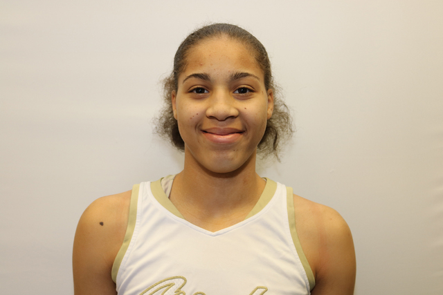 Kayla Harris, Spring Valley (5-9, G): The sophomore was the Sunset League's Most Valuable Player. Harris averaged 15.6 points, 5.5 rebounds, 4.8 steals and 4.9 assists per game.