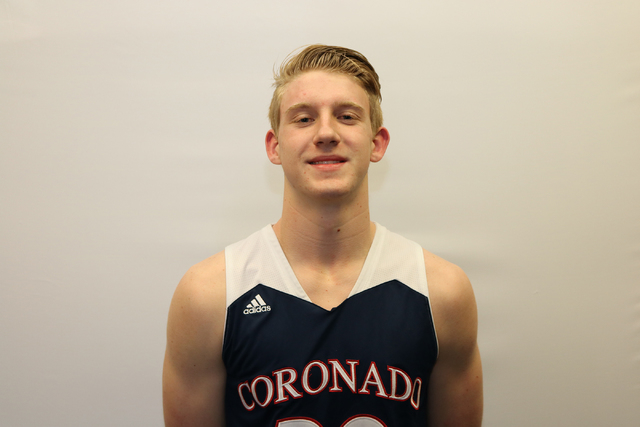 Kennedy Koehler, Coronado (6-6, F): The junior averaged 17.8 points, 14.0 rebounds, 3.5 assists and 2.2 steals in helping the Cougars to the Sunrise Region title and state runner-up finish. He mad ...