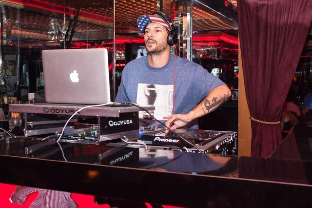 Kevin Federline in August at Crazy Horse III. (Courtesy, Jenna Dosch)