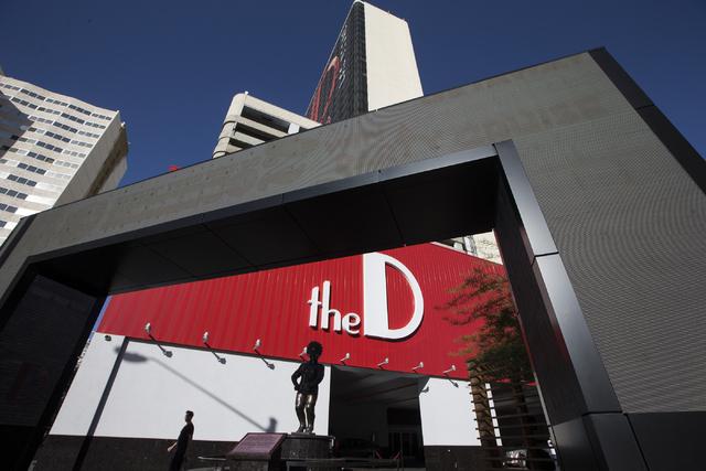 The D Las Vegas casino-hotel is seen on Tuesday, March 22, 2016, in Las Vegas. Erik Verduzco/Las Vegas Review-Journal Follow @Erik_Verduzco