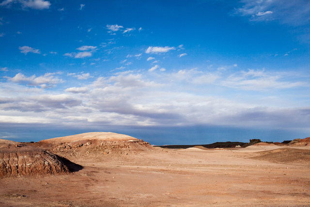 Mars Desert Research Station in the high desert of Eastern Utah is shown Wednesday, March 16, 2016. Randi Lynn Beach/Las Vegas Review-Journal