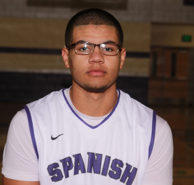 Marcus Loadholt, Spanish Springs (6-3, G): The junior averaged 18.2 points, 2.6 rebounds and 1.6 steals. He was the High Desert League Player of the Year.