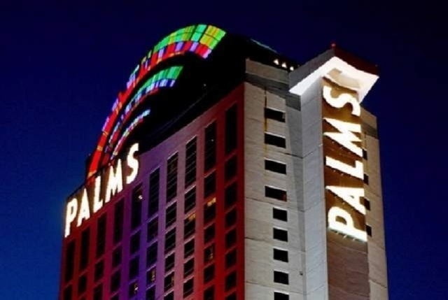 A report says the Palms has hired an investment bank to explore a possible sale. (Las Vegas Review-Journal)