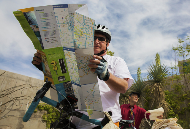 Bicycle Tour Hits High Points On The Pioneer Trail