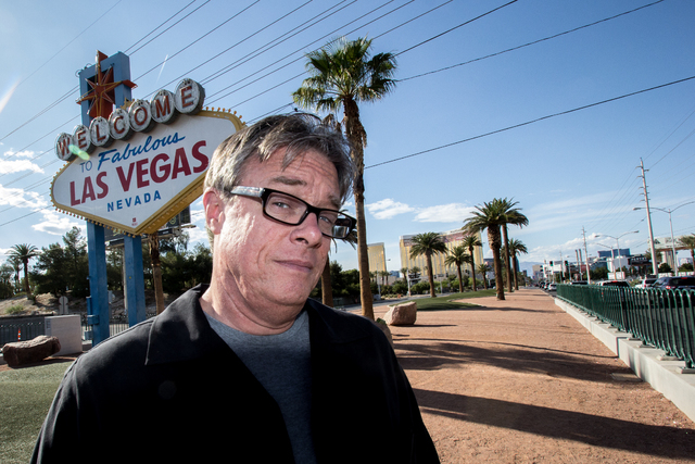 Clark County's first Poet Laureate Bruce Isaacson is slated to help launch National Poetry Month in Las Vegas at the Pop-Up Poetry series, with help from local poet Ashley M. Vargas and others,  ...