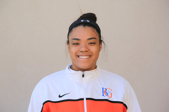 Raychel Stanley, Bishop Gorman (6-2, C): The senior was a first-team All-Southwest League selection. Stanley averaged 12.1 points and 7 rebounds per game. Stanley has signed to play at Loyola Mary ...