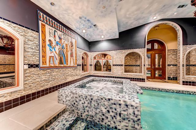 COURTESY  Indoor spa.