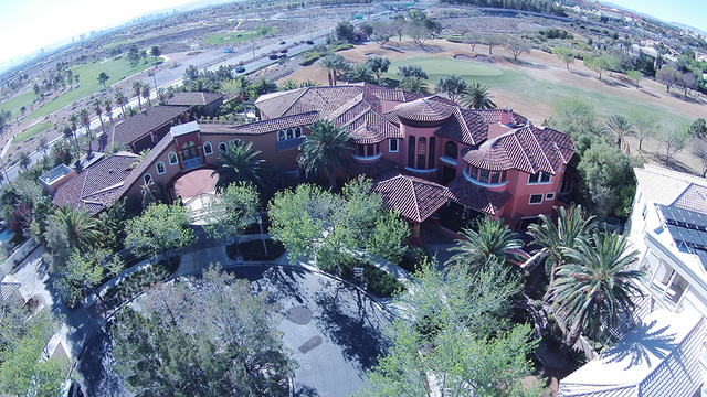 The Tournament Hills home is listed for nearly $4 million. (COURTESY TOM LOVE GROUP)