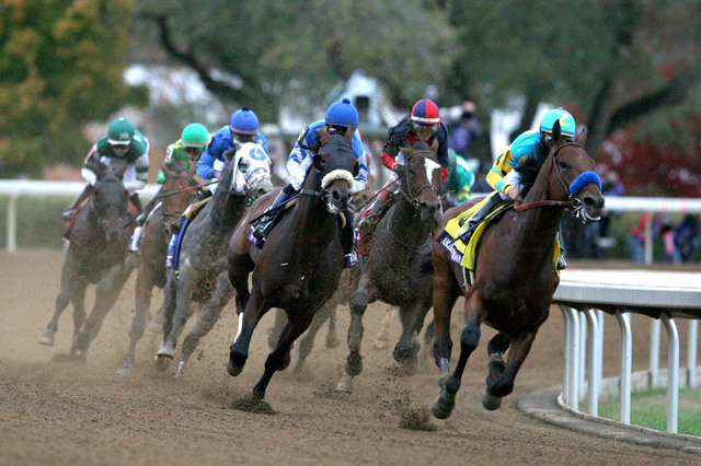 Santa Anita Handicap Tops Big Weekend In Horse Racing