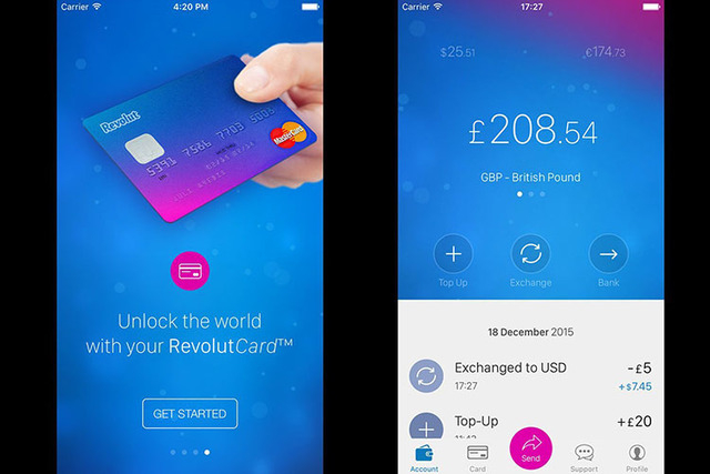 Revolut is a global money app and debit card that promises to help users easily and transparently manage their money around the world.