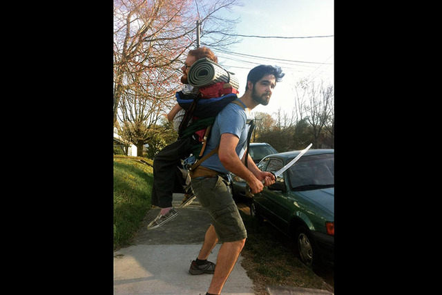 Man with muscular dystrophy to be carried through Europe as