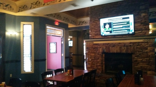 The dining area is shown at Sean Patrick's, 3290 W. Ann Road. Lisa Valentine/View