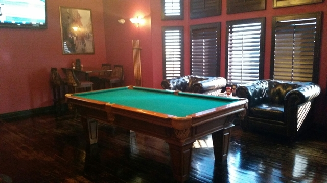 The game room is shown at Sean Patrick's, 3290 W. Ann Road. Lisa Valentine/View