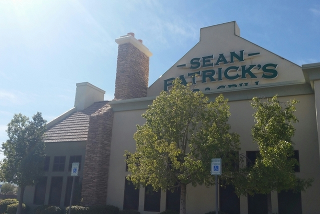The exterior of Sean Patrick's is shown at 3290 W. Ann Road. Lisa Valentine/View