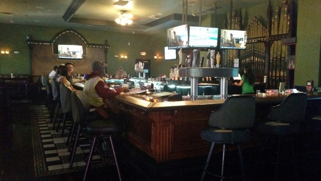 The bar area of Sean Patrick's is shown at 3290 W. Ann Road. Lisa Valentine/View