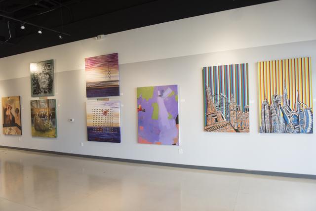 Galleria de Chavez is shown at 7885 W. Sahara Ave., Suites 107 and 108, March 14. Jason Ogulnik/View